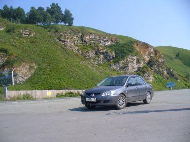 Mitsubishi Lancer 2004 отзыв автора | Дата публикации 27.01.2011.