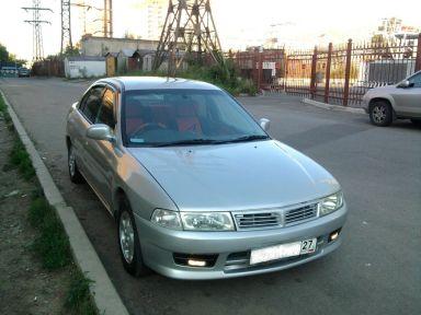 Mitsubishi Lancer, 1998