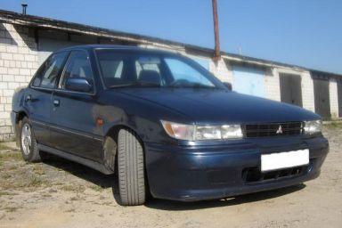 Mitsubishi Lancer, 1990