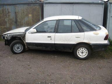 Mitsubishi Lancer, 1991
