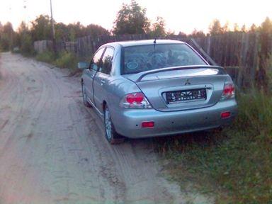 Mitsubishi Lancer, 2005