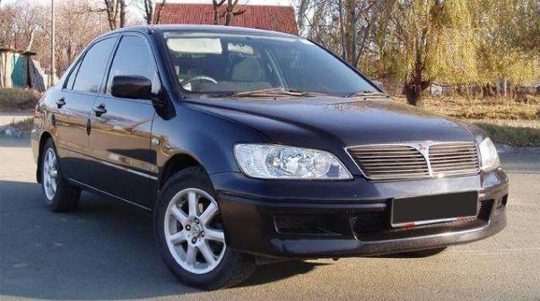 Mitsubishi Lancer 2001 - отзыв владельца