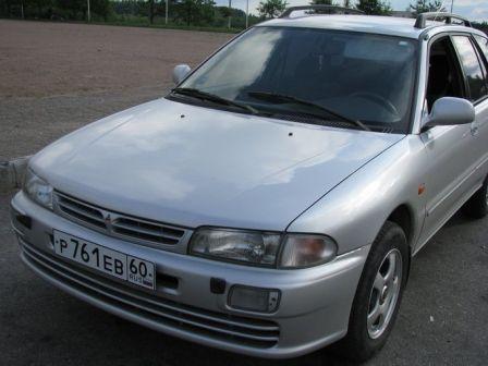 Mitsubishi Lancer 1998 - отзыв владельца