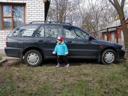 Mitsubishi Lancer 1995 - отзыв владельца