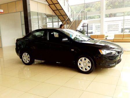 Mitsubishi Lancer 2010 - отзыв владельца