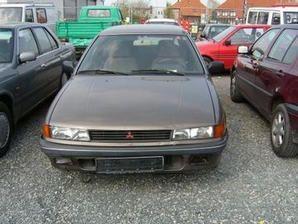 Mitsubishi Lancer 1991 - отзыв владельца