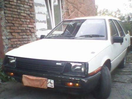 Mitsubishi Lancer 1989 - отзыв владельца