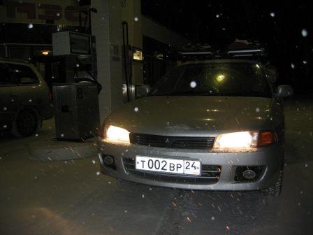 Mitsubishi Lancer 1996 - отзыв владельца