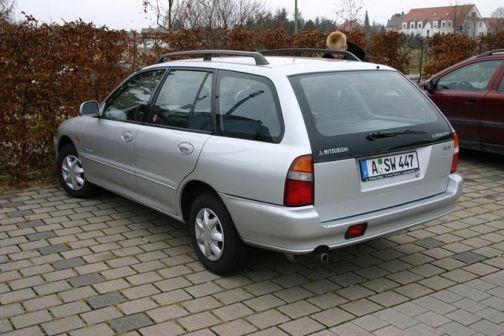 Mitsubishi Lancer 2000 - отзыв владельца