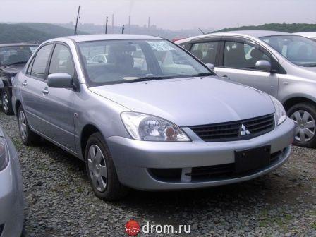 Mitsubishi Lancer 2007 - отзыв владельца