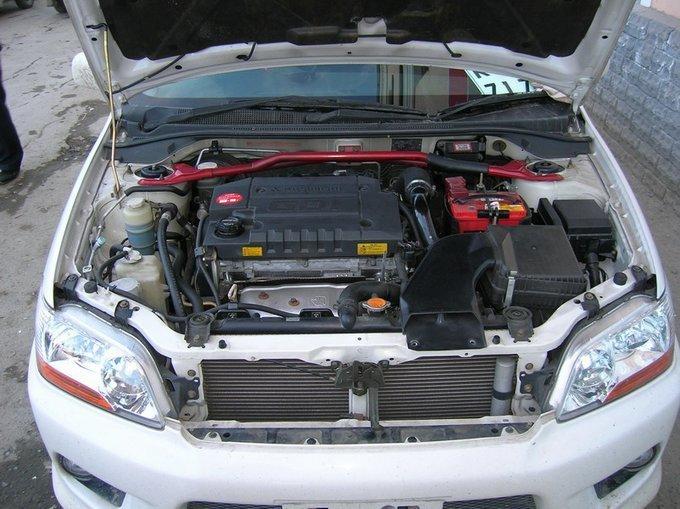 mitsubishi lancer cedia wagon 2001 топливный фильтр