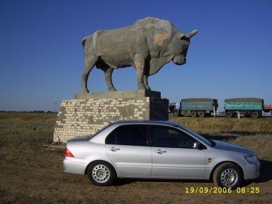 Mitsubishi Lancer Cedia, 2000