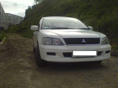 Mitsubishi Lancer Cedia, 2002