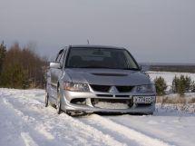 Mitsubishi Lancer Evolution, 2003