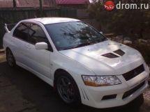 Mitsubishi Lancer Evolution, 2001