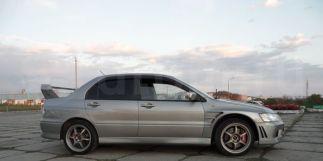 Mitsubishi Lancer Evolution, 2002