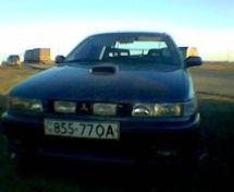 Mitsubishi Lancer Evolution, 1989
