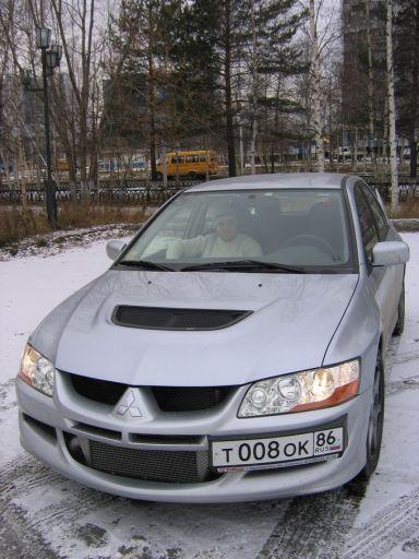 Mitsubishi Lancer Evolution, 2005