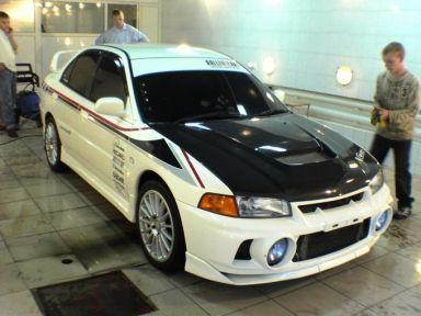 Mitsubishi Lancer Evolution, 1997