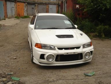 Mitsubishi Lancer Evolution, 1996