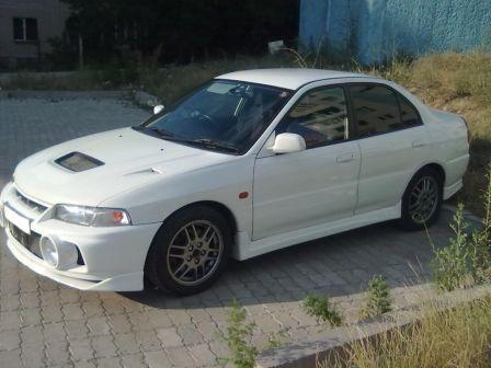 Mitsubishi Lancer Evolution 1996 - отзыв владельца