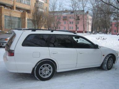 Mitsubishi Legnum 1997 отзыв автора | Дата публикации 13.03.2009.