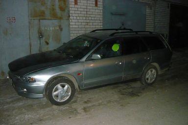 Mitsubishi Legnum, 0