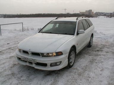 Mitsubishi Legnum, 2000