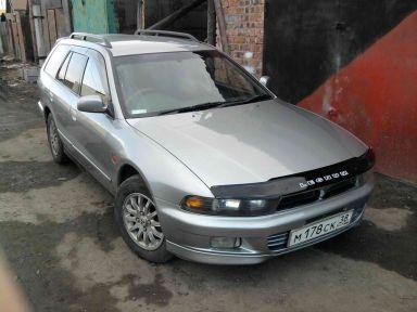 Mitsubishi Legnum, 1996