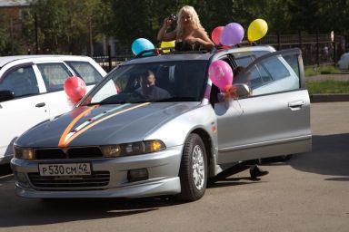 Mitsubishi Legnum 1997 отзыв автора | Дата публикации 22.06.2012.