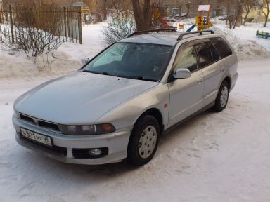 Mitsubishi Legnum 2002 отзыв автора | Дата публикации 03.02.2013.