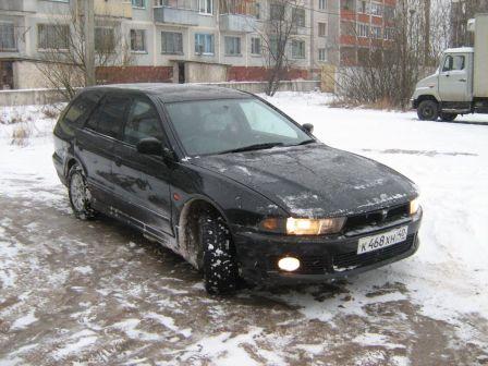 Mitsubishi Legnum 2000 - отзыв владельца