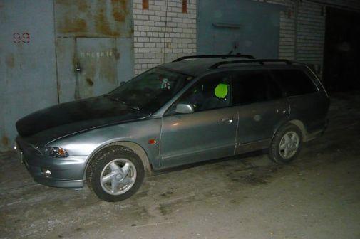 Mitsubishi Legnum  - отзыв владельца