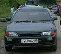 Mitsubishi Libero, 1995