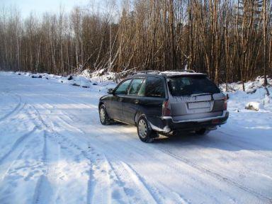 Mitsubishi Libero 1994 отзыв автора | Дата публикации 21.01.2009.