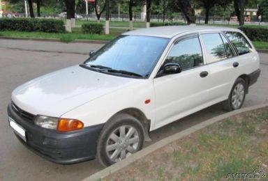 Mitsubishi Libero, 1997