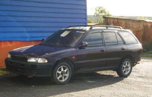 Mitsubishi Libero 1993 - отзыв владельца