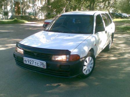 Mitsubishi Libero  - отзыв владельца