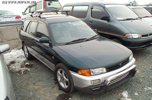 Mitsubishi Libero 1997 - отзыв владельца