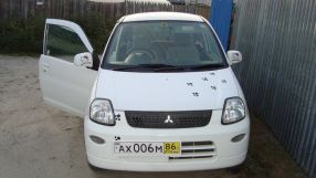 Mitsubishi Minica, 2005