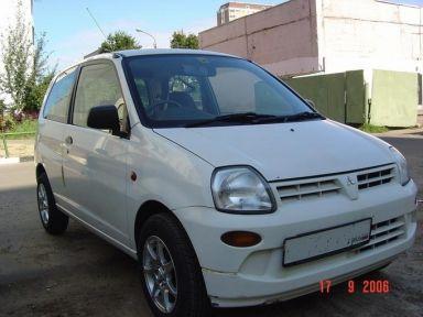 Mitsubishi Minica, 2000