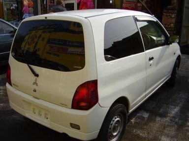 Mitsubishi Minica, 2003