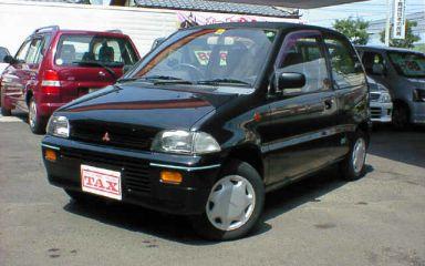 Mitsubishi Minica, 1990