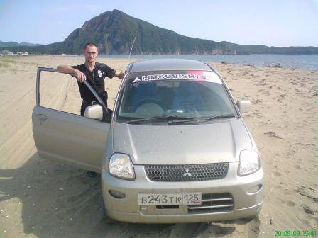 Mitsubishi Minica 2003 - отзыв владельца