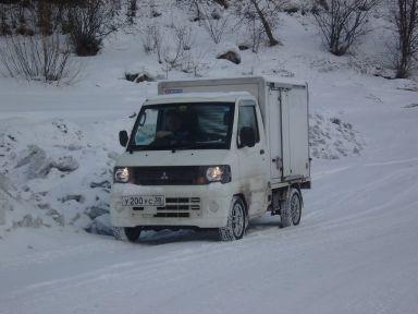 Mitsubishi Minicab 2008 отзыв автора | Дата публикации 06.02.2013.