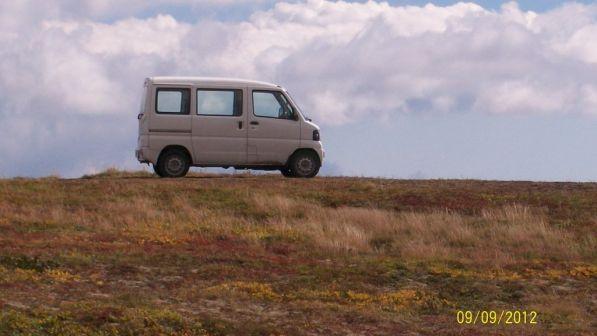Mitsubishi Minicab 2008 - отзыв владельца