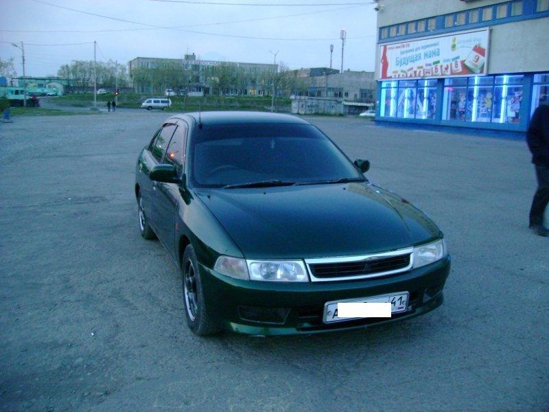 митсубиси мираж купе 1999 г. тюнинг мотора