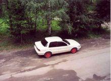 Mitsubishi Mirage, 1991