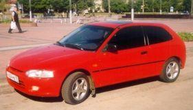 Mitsubishi Mirage, 1996