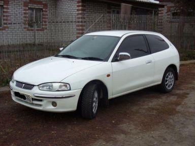 Mitsubishi Mirage, 1999